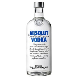 ABSOLUT VODKA 0,5L / 40%