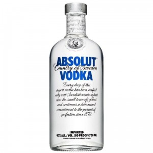 ABSOLUT VODKA 0,7L / 40%