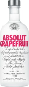 ABSOLUT GRAPEFRUIT 0,7L / 40%