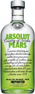 ABSOLUT PEARS 0,7L / 40%