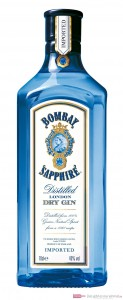 GIN BOMBAY SAPPHIRE LONDON DRY  0,7L / 40%