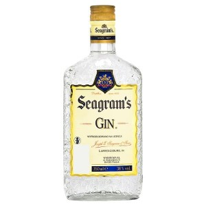 GIN SEAGRAM'S 0,35 / 38%