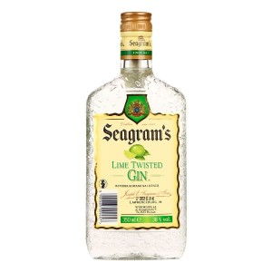 GIN SEAGRAM'S LIME 0,35L / 38%