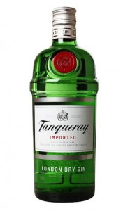 GIN TANQUERAY LONDON DRY 0,7L / 43,1%