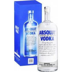 ABSOLUT VODKA 4,5L / 40%