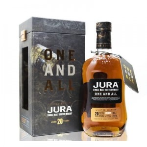 JURA 20YO ONE AND ALL LIMITED EDITION 0,7L / 51%