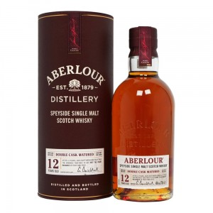 ABERLOUR 12YO DOUBLE CASK MATURED 0,7L / 40%