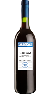 SHERRY ELEGANTE CREAM 0,75L / 17%
