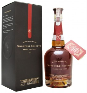 BOURBON WOODFORD M.C. BRANDY FINISH 0,7L / 45,2%
