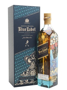 JOHNNIE WALKER BLUE LABEL YEAR OF THE RAT 0,7L / 40%