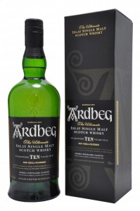 ARDBEG 10 YEARS OLD 0,7L / 46%
