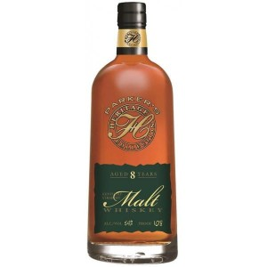 PARKER'S HERITAGE COLLECTION THE 9TH EDITION MALT WHISKEY 0,75L / 54%